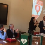 Un momento dell'incontro conclusivo all'Istituto Pessina
